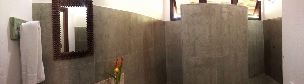 Dormitórios no Sul da Bahia - banheiro